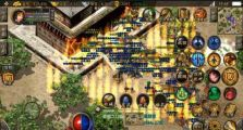 PK战斗是不可或缺的找sf传奇里游戏元素