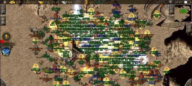 十大761.85英雄合击里争霸赛第三轮五角大楼VS记忆大学 1.85英雄合击 第27张