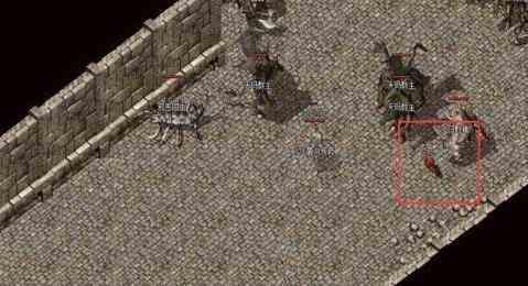 打BOSS,爆1.76复古传奇月卡版的装备,闯荡远古神殿 1.76复古传奇月卡版 第1张